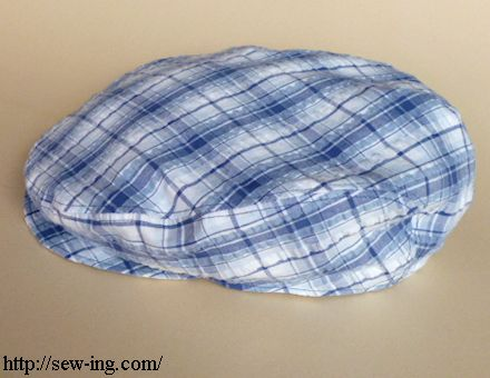 Summer cloth cap